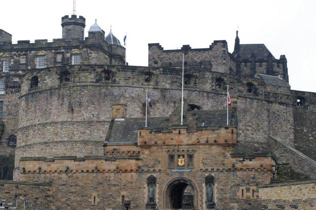 Castillo de Edimburgo Edinburgh Castle