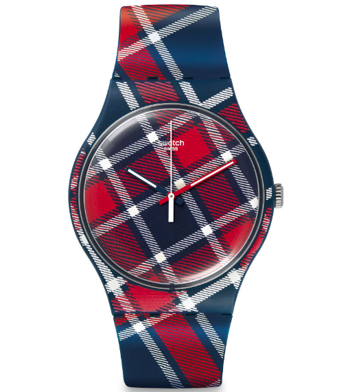 RELOJ SWATCH COLOR-KILT