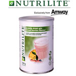 นิวทริไลท์™ โปรตีน มิกซ์ เบอร์รี่ Nutrilite Protein Drink Mix Mixed Berries Flavour (Berry Protein)