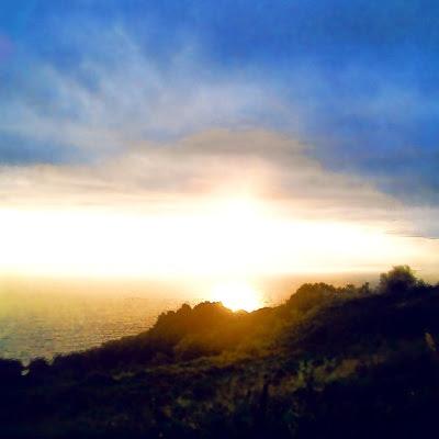 Estiu - Posta de sol (Joseph Sivilia)