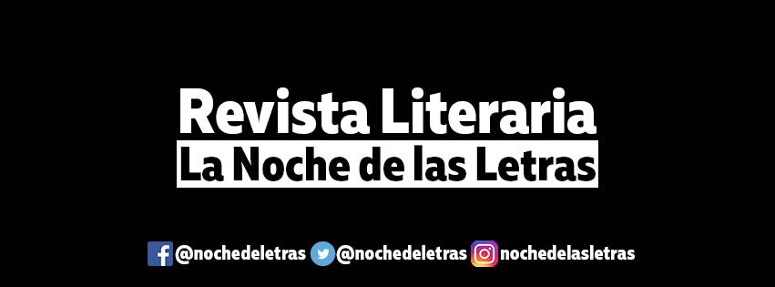 Revista Literaria La Noche de las Letras