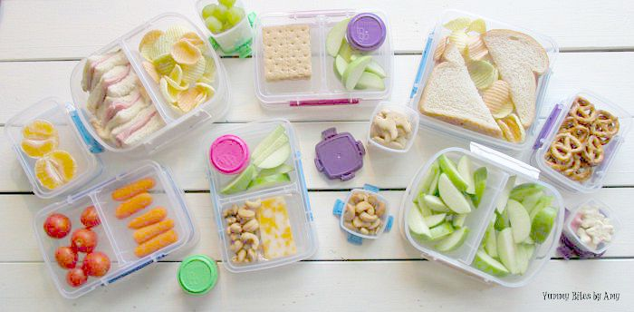These Containers Come In All Kinds Of Shapes And Sizes You Can Find A Perfect Size Sistema Container For Anything Here Are Some Examples How I Use My