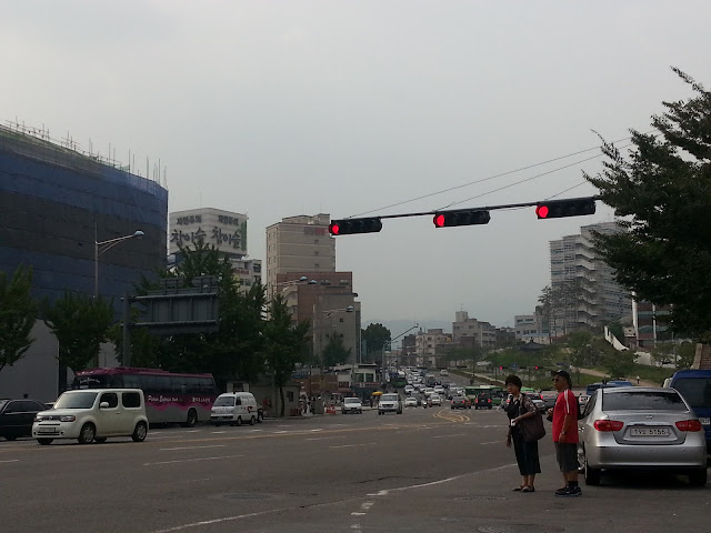 Dongdaemun skyline