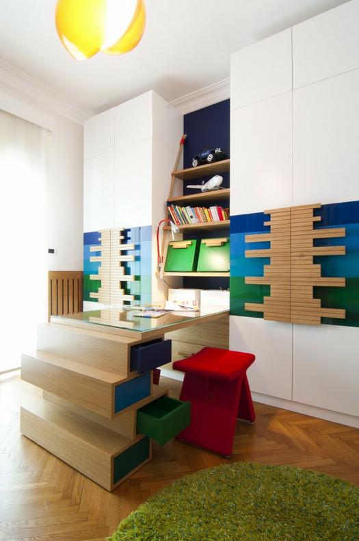 Interni design genova blog: la camera dei ragazzi