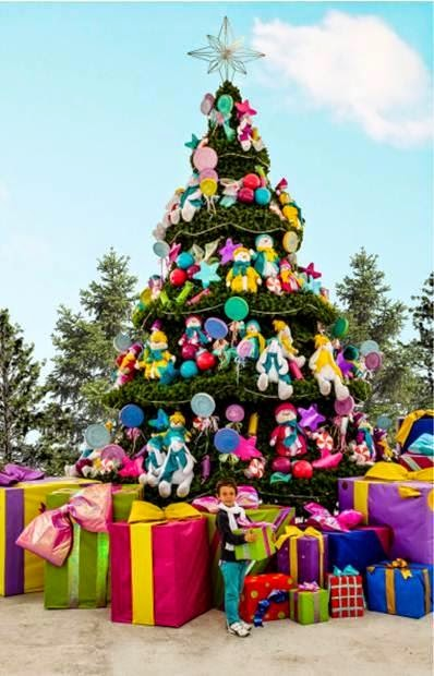 imagen de arboles de navidades