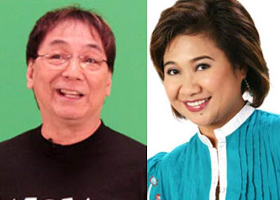 Eugene Domingo and Joey De Leon for Star Cinema's MMFF entry Tuhog?