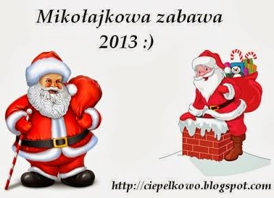 Zabawa Mikołajkowa
