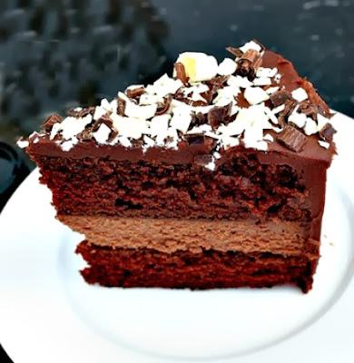chocolate cake (clicca e condividi)