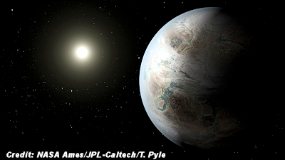 SETI Targets Kepler-452b in Search for Alien Life