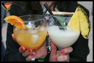 bebidas frutales