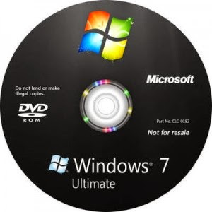 Windows 7 Ultimate Türkçe 32 Bit Full İndir