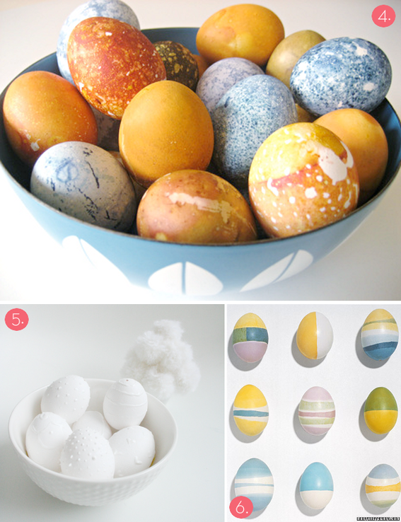 Top 6 Ideas For Easter Eggs