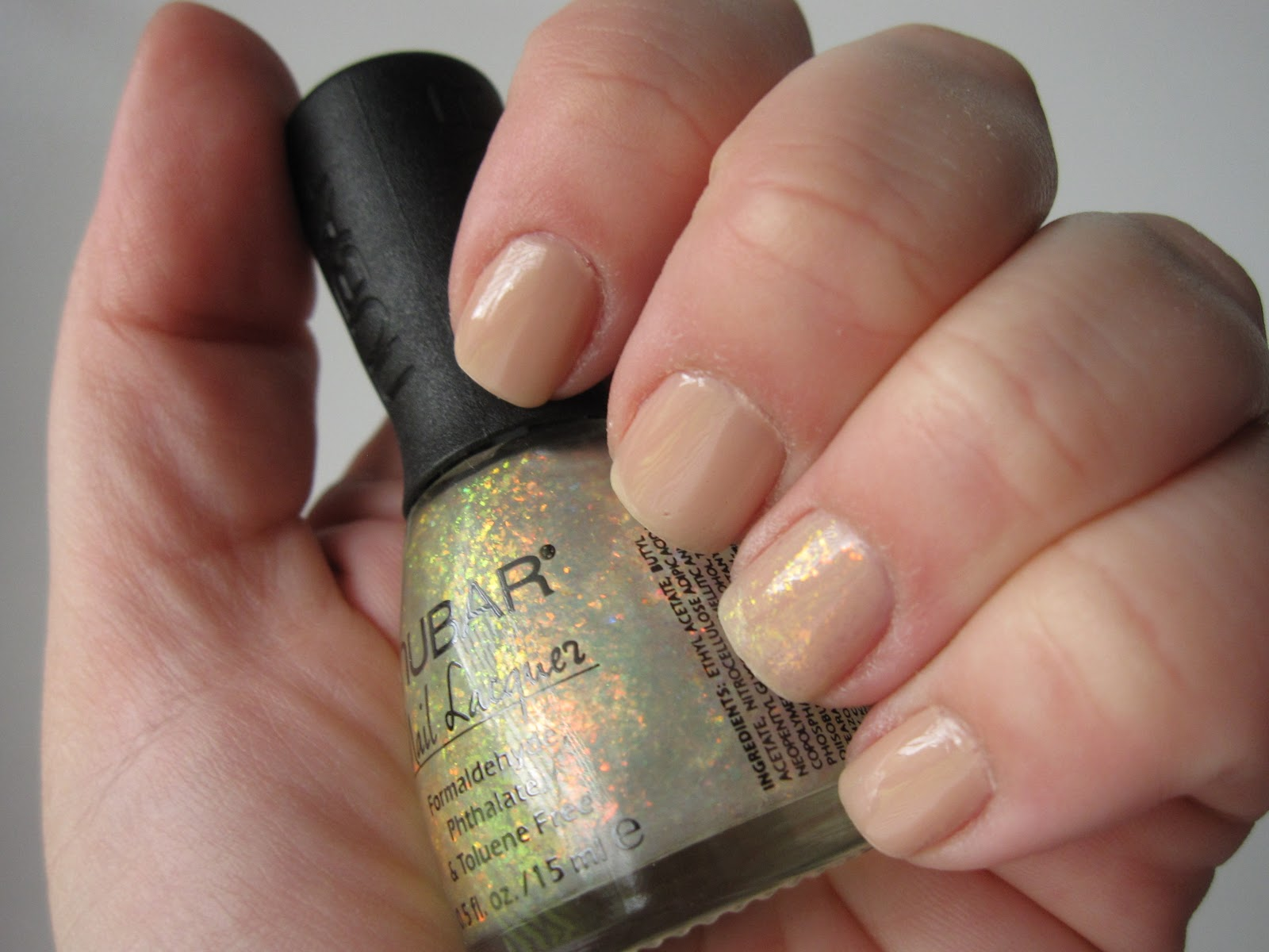 At the Pink of Perfection: Manicure Must: Nubar 2010
