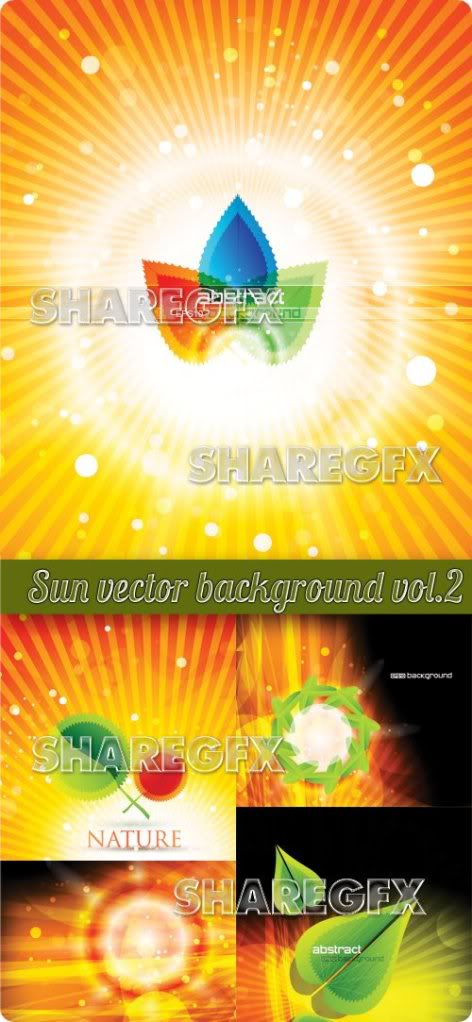 Sun Vector Background Vectors 2
