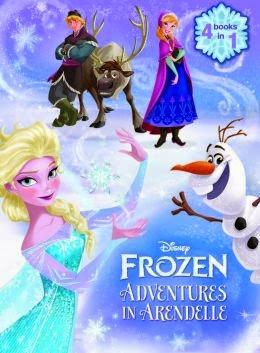 Frozen: Adventures in Arendelle ebook