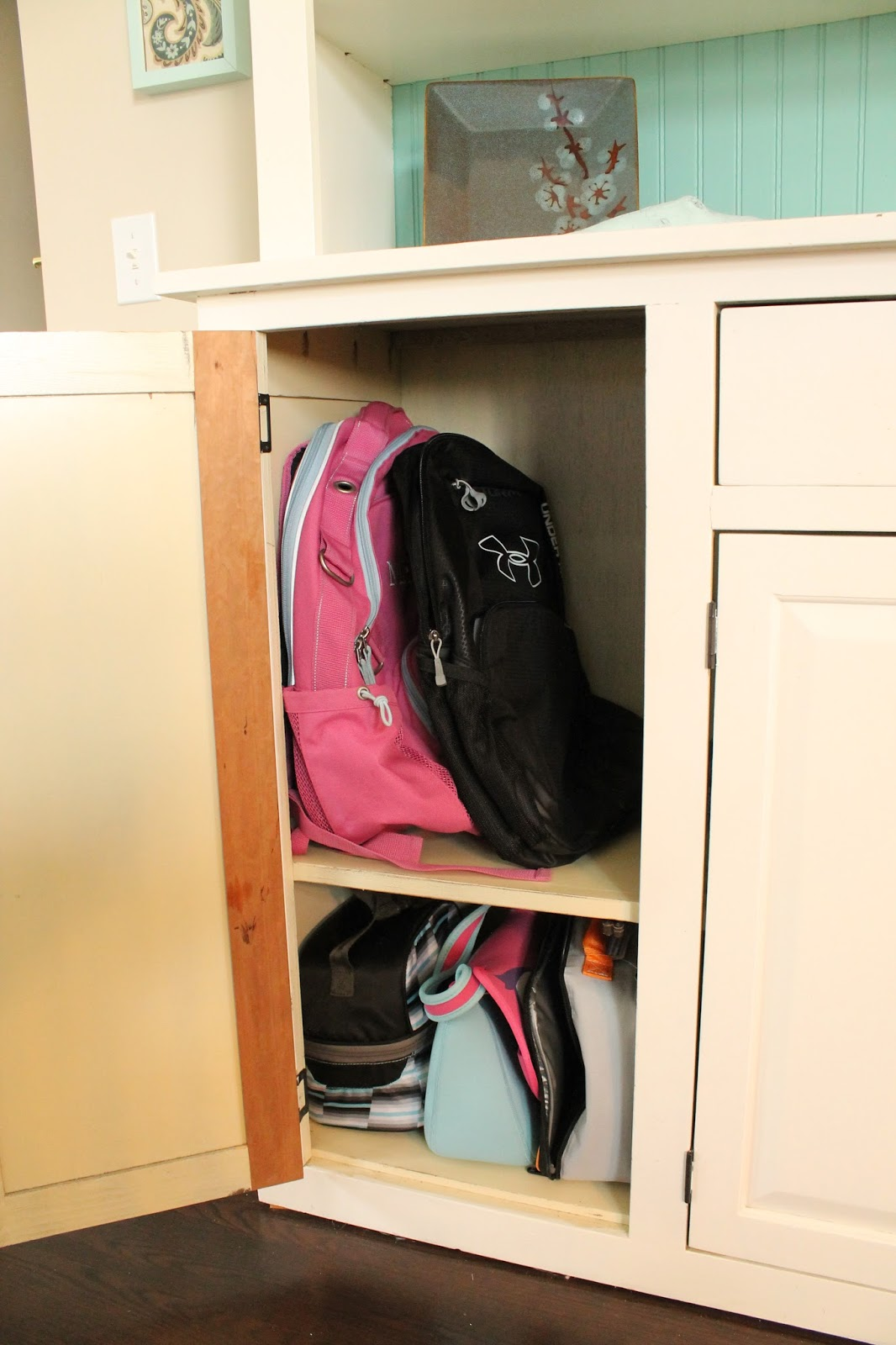 homey home design: Back to School Organization Part 2