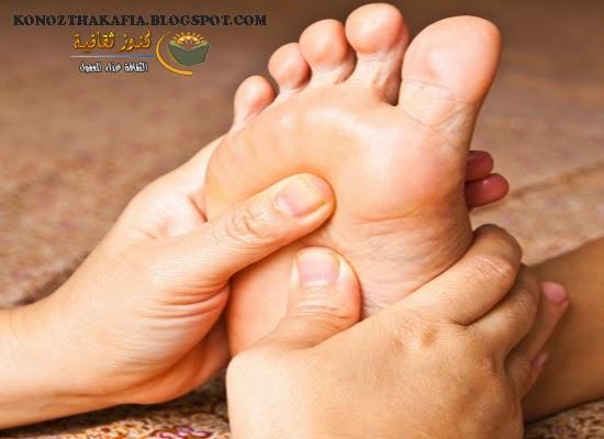 التدليك يقلل آلام التهاب المفاصل