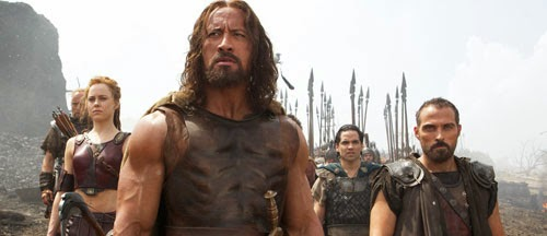 Hercules Movie Clips starring Dwayne Johnson