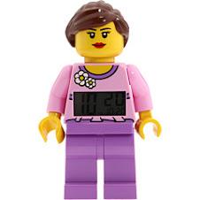 LEGO Belville MiniFigure Clock