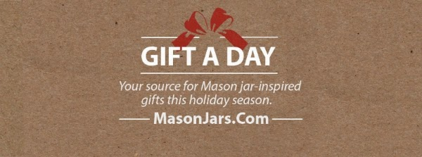 Gift%2BA%2Bday Mason Jars  reCap Holiday Gift - Mason Jar Lid Ideas