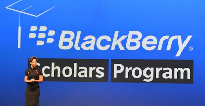 BlackBerry® is reaching out to women in Nigeria to urge them to apply for the new BlackBerry® Scholars Programme, an initiative designed to inspire women globally to enter and develop careers in the fields of science, technology, engineering and mathematics.
