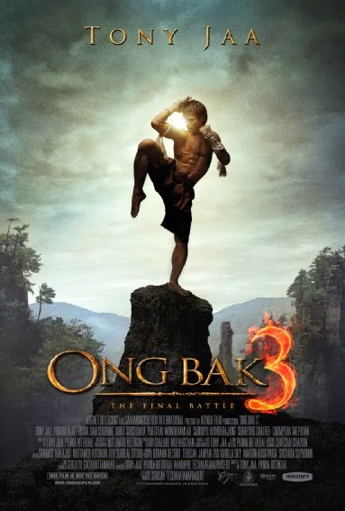 Download Films Ong-bak 3 (2010) Bluray