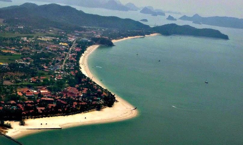 شواطئ بانتاي تشينانغ في لنكاوي