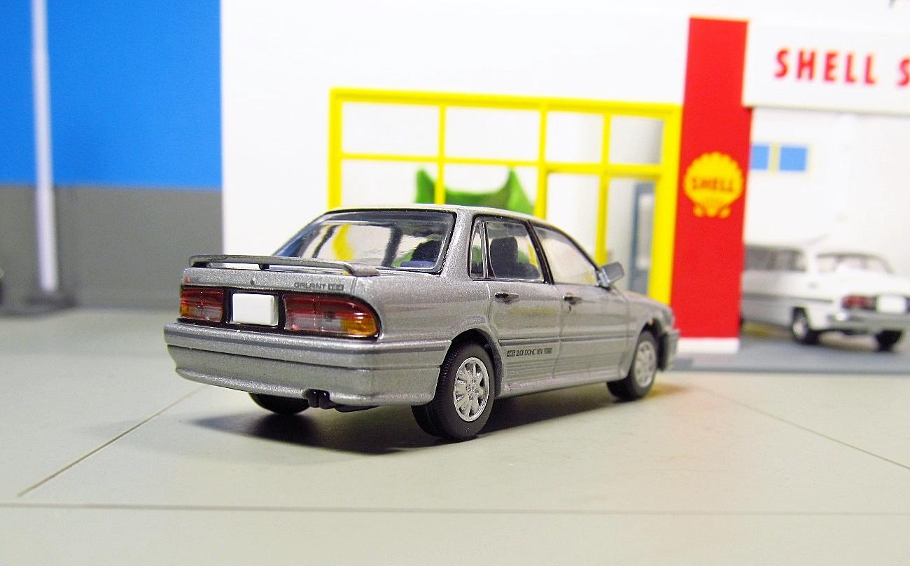 From Japan Tomica Limited Vintage NEO TLV-N05b Mitsubishi Galant VR-4 Black //..