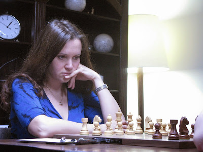 Anna Zatonskih va-t-elle remettre les pendules à l'heure ?