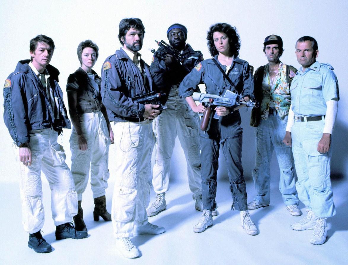Alien - Nostromo Crew Aliencrew