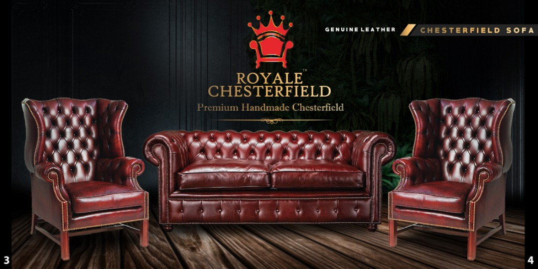 PLEASE VISIT OUR NEW WEBSITE - www.royalechesterfield.com