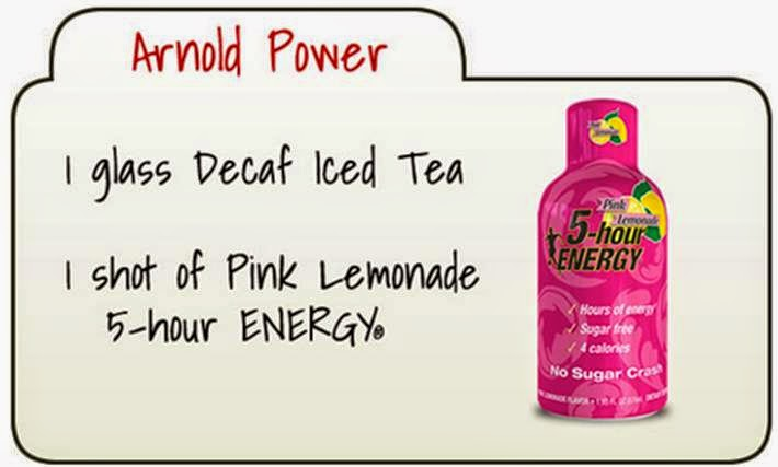 Pink Lemonade 5-hour energy recipe
