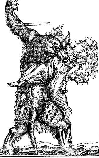La maldición del hombre lobo (La historia detrás de esta antigua leyenda) – Rincón Abstracto