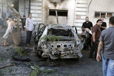 Estado Islâmico contra o Hamas