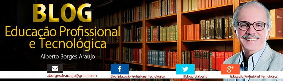 BLOG EDUCAÇÃO PROFISSIONAL E TECNOLÓGICA