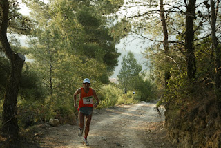 Maratón y Media Castellón-Peñagolosa 2004