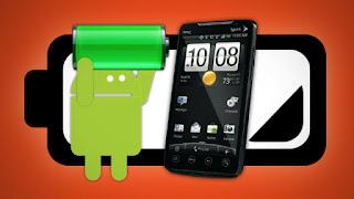 Menghemat Baterai Android