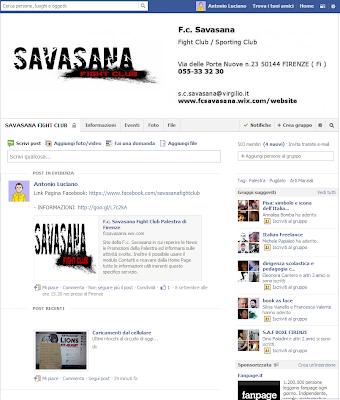 F.c.Savasana Palestra Firenze