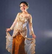 Foto Model Baju Kebaya Trend 2015