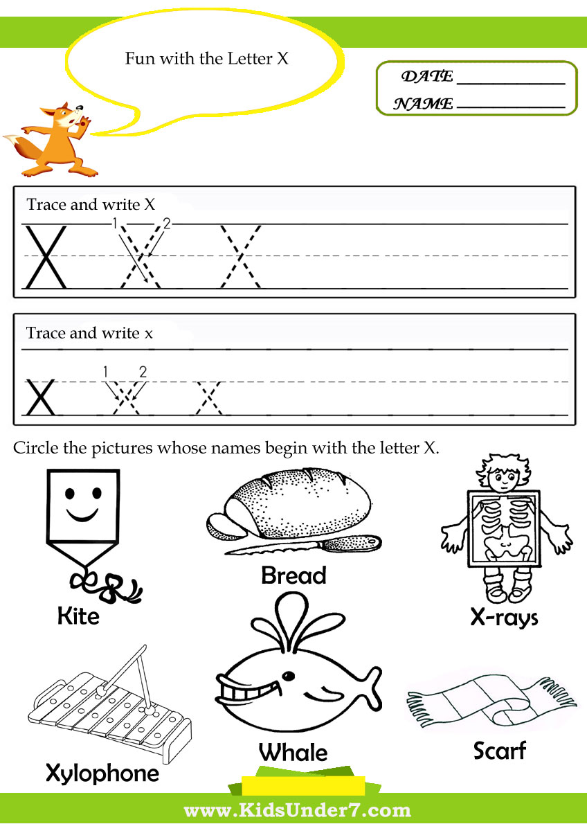 These pages allow children to trace the letters to help with the ...