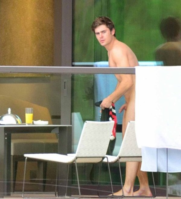 Zac Efron Big Penis 83