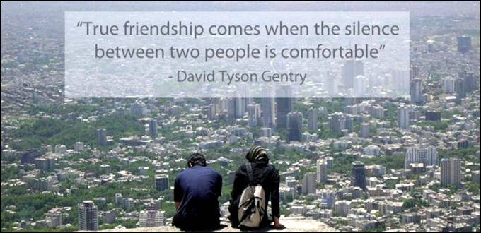 Friendship Quotes By Celebrities : Mail day great quotes on friendship by famous people