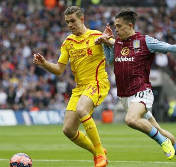 Liverpool kalah oleh Aston Villa dan Arsenal akan berlaga dengan Aston Villa