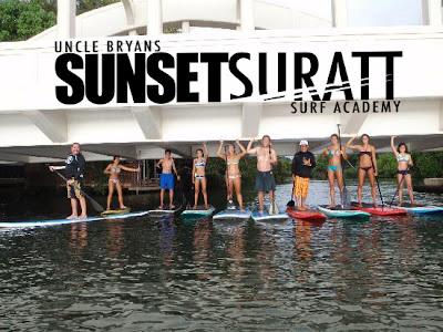 Sunset Suratt Surf School
