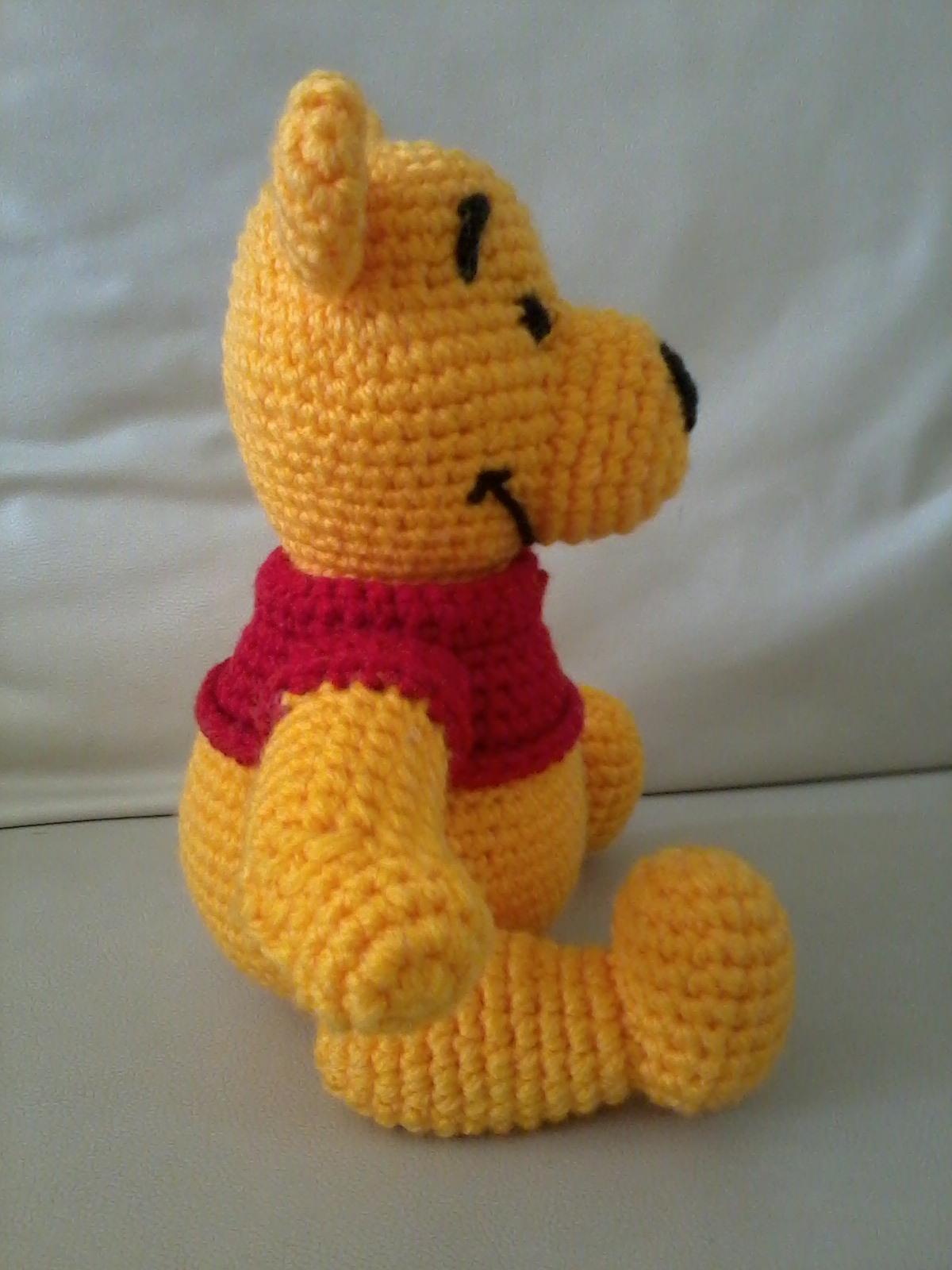 Patron Amigurumi Eeyore : Creaciones y tejidos de Maggie: Winnie the Pooh
