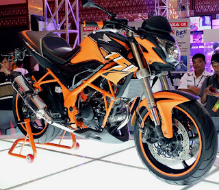 Honda CB150R StreetFire Modifikasi