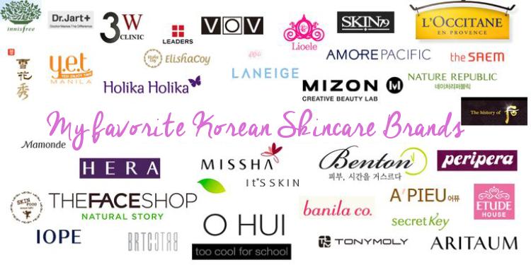 Sweet Beauty Reviews: Productos y Cosméticos Coreanos: Mis marcas ...