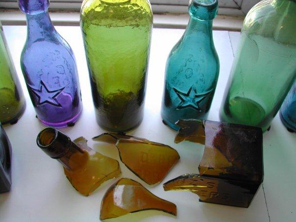 Western Bottle News: New Blog: Western Blob Top Sodas