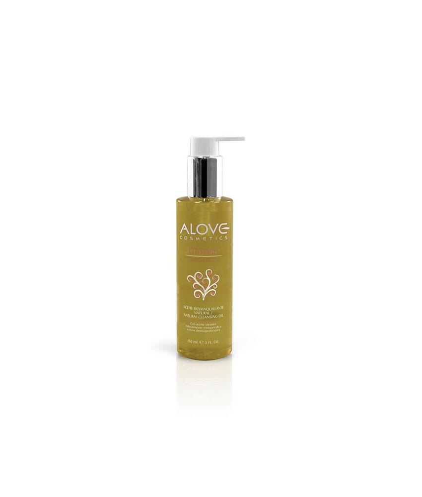 Aceite Desmaquillante Natural de Alove Cosmetics