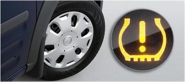 Why Does The Tire Warning Light Come On?